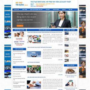 Website Dịch Vụ Cho Vay Vốn Tín Dụng SBW58
