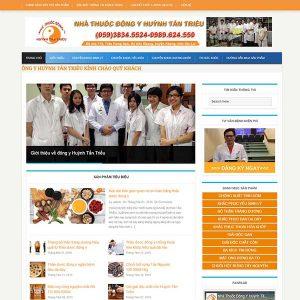 Website Tin Tức Chia Sẻ Kiến Thức Sinh Lý Nam SBW78
