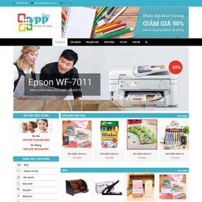 Website Văn Phòng Phẩm SBW89