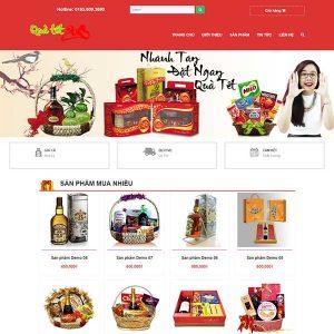 Website Quà Tặng SBW83