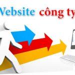 Thiết kế website giới thiệu công ty chuyên nghiệp uy tín nhất