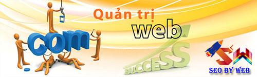 khóa học quản trị website tại hà nội