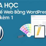 Khóa học thiết kế website do các chuyên gia thiết kế web kèm dạy