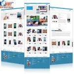 Thiết kế website tại Cần Thơ chất nhất giá rẻ nhất theo nhu cầu