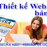 Thiết kế website bán hàng online nhanh và chuyên nghiệp nhất HN