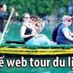 Thiết kế website du lịch đẹp giải pháp kinh doanh hiệu quả nhất