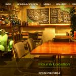 Thiết kế website nhà hàng đẹp chuyên nghiệp và độc đáo