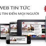 thiết kế website tin tức – tạp chí online đẹp và chuyên nghiệp