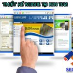 Thiết kế website tại Kon Tum uy tín chuyên nghiệp.