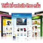 Thiết kế website theo mẫu chuẩn seo chuyên nghiệp nhất
