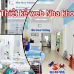 Thiết kế website phong khám nha khoa chuẩn seo chuyên nghiệp