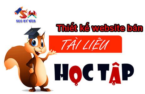 Thiết kế website chia sẻ tài liệu