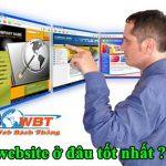 Dịch vụ thiết kế website ở đâu tốt nhất hiện nay ?