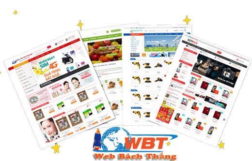 Thiết Kế Website Tại tỉnh Bắc Giang