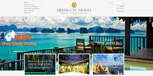 Thiết Kế Website Resort Nghỉ Dưỡng Chuyên Nghiệp, Uy Tín