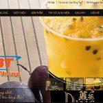 Thiết Kế Website Bán Trà Sữa Hiệu Quả Tối Ưu Nhất
