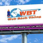 Thiết Kế Website Làm Biển Quảng Cáo Hiệu Quả Uy Tín