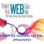 Thiết kế website tại bắc từ liêm chuyên nghiệp uy tín
