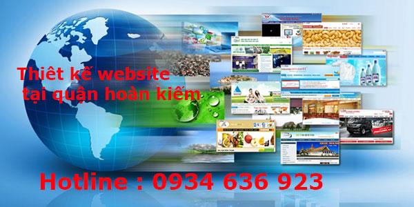 thiết kế website tại hoàn kiếm