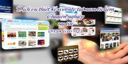 Thiết Kế Website Tại Nam Từ Liêm